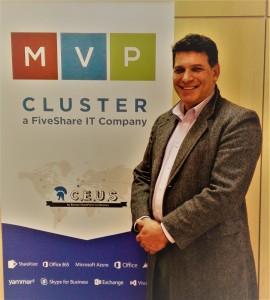 UN NUEVO TALENTO INTERNACIONAL, EN MVP CLUSTER
