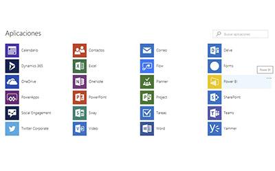 Microsoft Azure AD aplicaciones