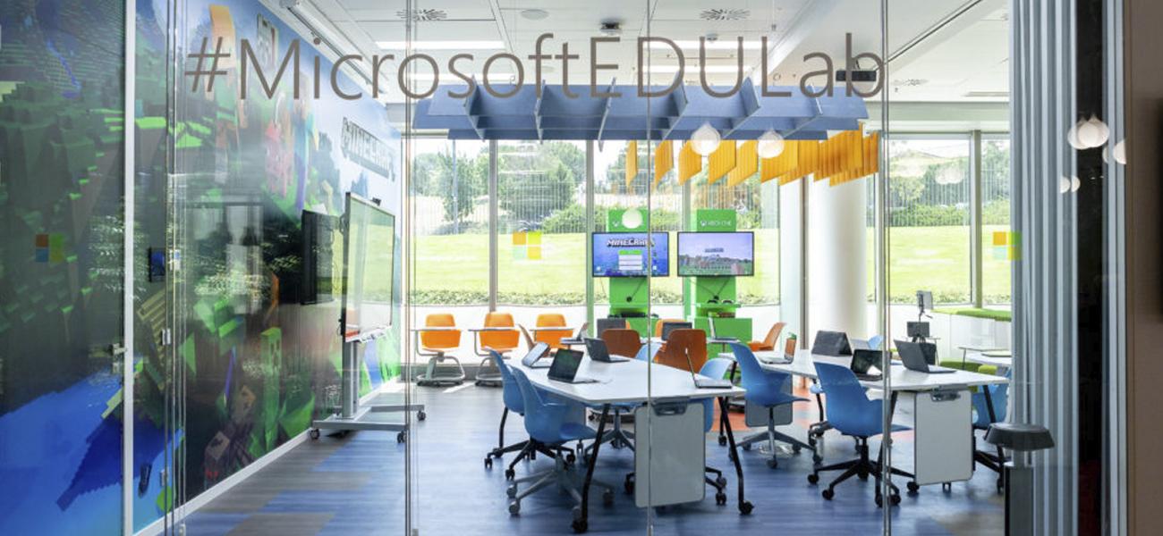 enseñanza activa MicrosoftEDULab