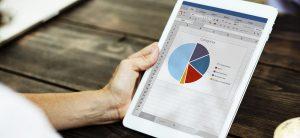 Microsoft Excel nos permite la inserción de datos en iOS a partir de fotografías